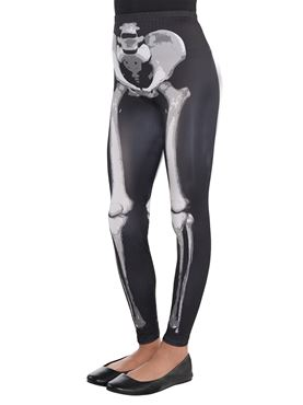 Child Black and Bone Leggings