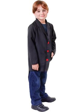 Child Black Tailcoat