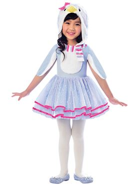 Child Blue Penguin Costume