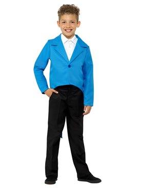 Child Blue Tailcoat