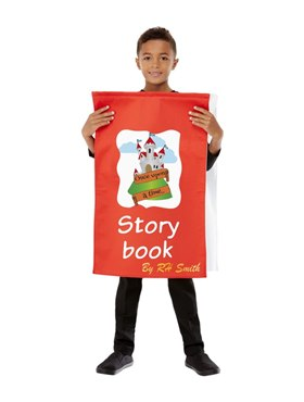 Child Book Costume