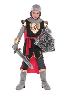 Child Brave Crusader Costume