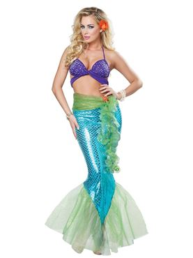 Adult Mythic Mermaid Costume