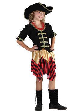 Child Buccaneer Sweetie Costume