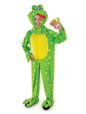 Child Frog Costume