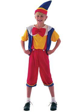 Child Budget Puppet Costume