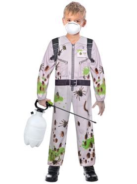 Child Bug Buster Costume