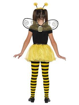 Child Bumblebee Kit - Back View