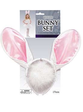 Child Bunny Set