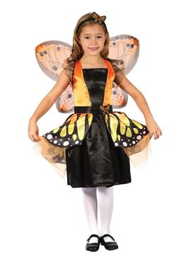 Child Butterfly Fairy Costume