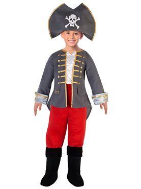 Child Captain Costume