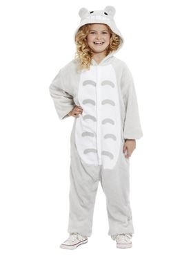 Child Cat All-in-One Costume