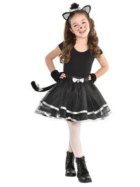 Child Cat Tutu Kit