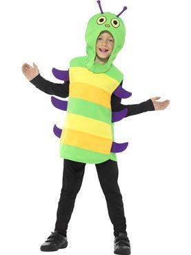 Child Caterpillar Costume