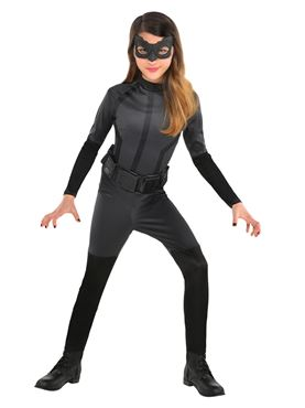 Child Catwoman Girl Costume