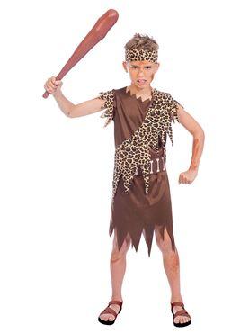 Child Caveboy Costume