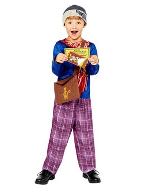 Child Charlie Bucket Costume