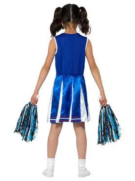 Child Cheerleader Costume - Side View