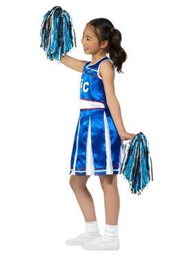 Child Cheerleader Costume - Back View
