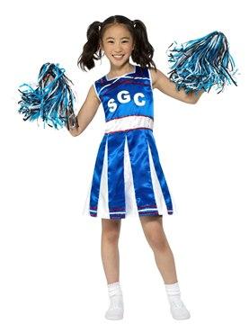Child Cheerleader Costume Couples Costume
