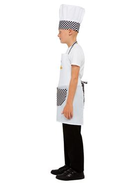 Child Chef Kit - Side View