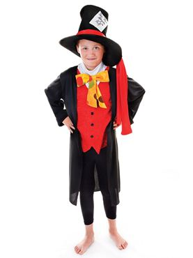 Child Mad Hatter Costume