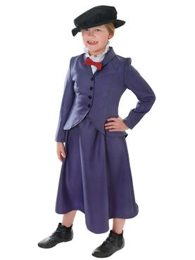 Child Nanny Costume