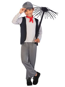 Child Chimney Sweep Costume
