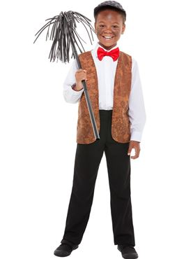 Child Chimney Sweep Kit