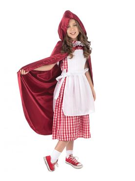 Child Classic Red Riding Hood Costume