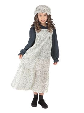 Child Classic Victorian Girl Costume