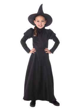 Child Classic Witch Costume