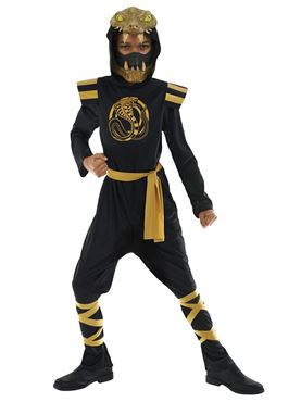 Child Cobra Ninja Costume