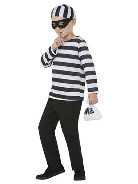 Child Convict Costume - Back View