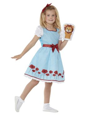 Child Country Girl Costume