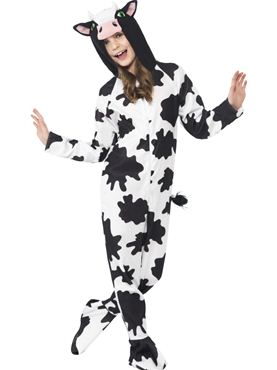 Child Cow Onesie Costume
