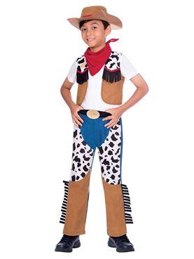 Child Cowboy Costume Couples Costume