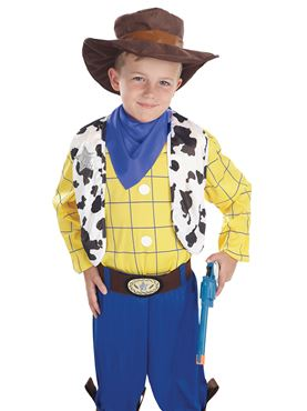 Child Cowboy Kid Costume