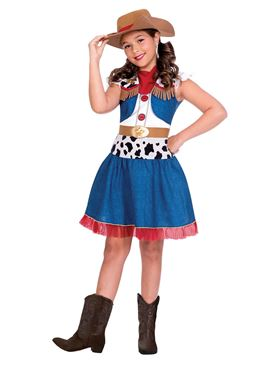 Child Cowgirl Cutie Costume Couples Costume