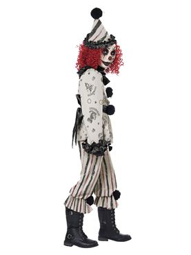 Child Creeper Clown Costume - Side View