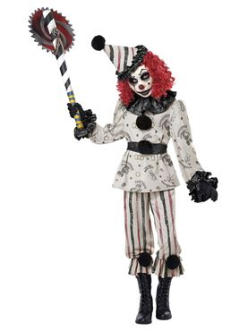 Child Creeper Clown Costume