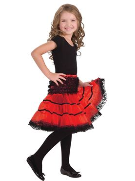 Child Crinoline Slip Petticoat
