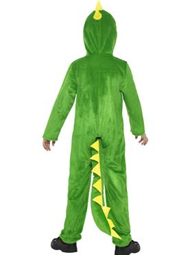 Child Crocodile Costume - Side View
