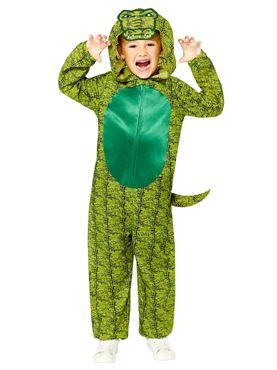 Child Crocodile Onesie Costume
