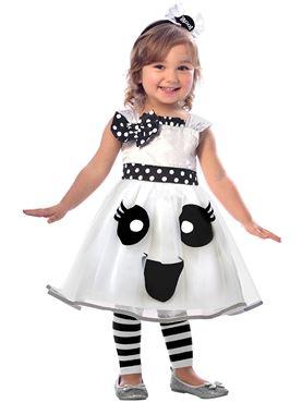 Child Cute Ghost Costume