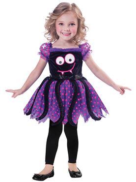 Child Cutie Spider Costume