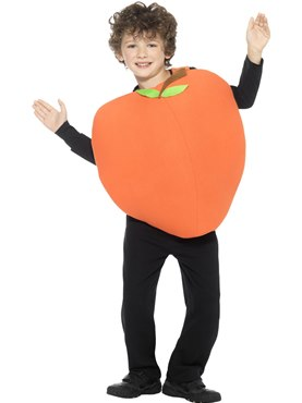Child Peach Costume