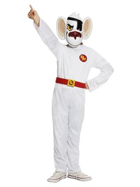 Child Danger Mouse Costume