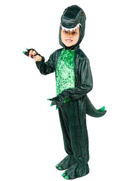 Child Dark Dino Costume
