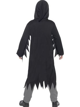 Child Dark Reaper Costume - Side View